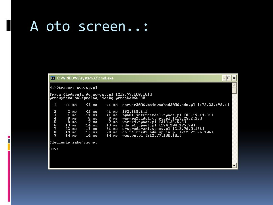 A oto screen..: