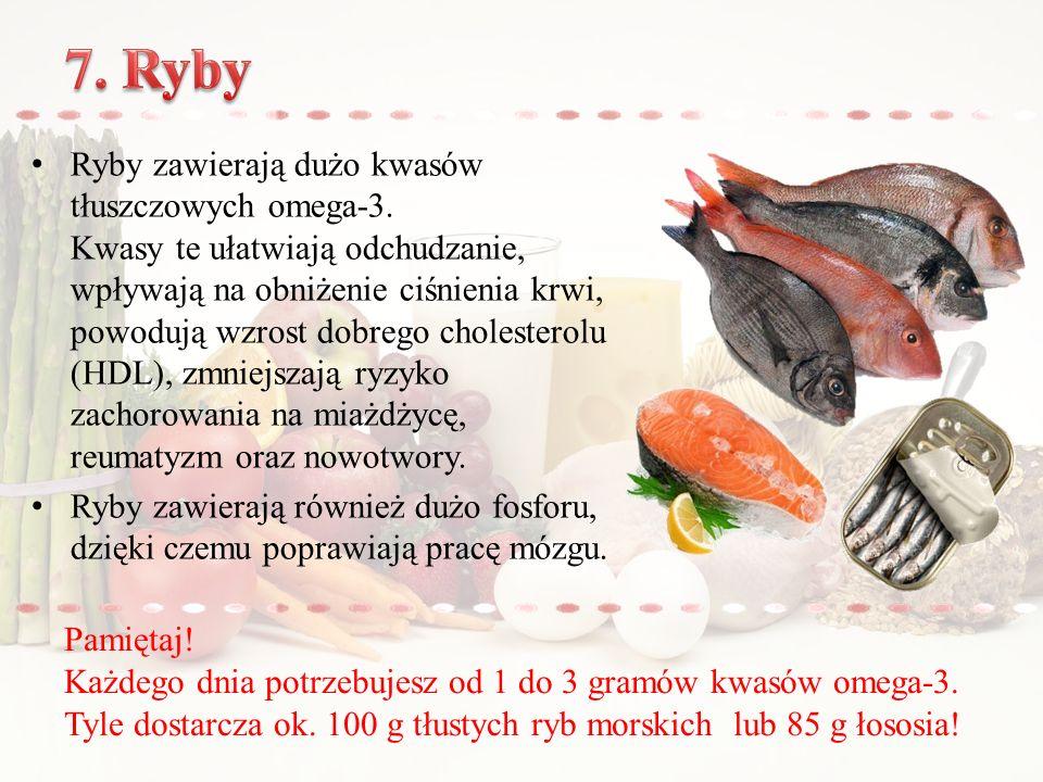 7. Ryby