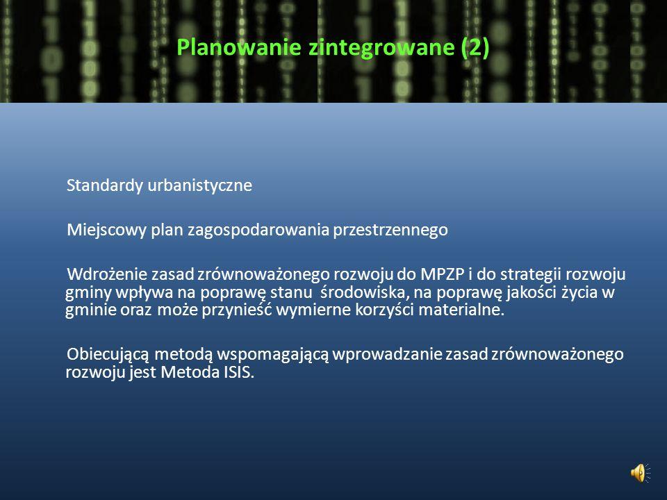 Planowanie zintegrowane (2)