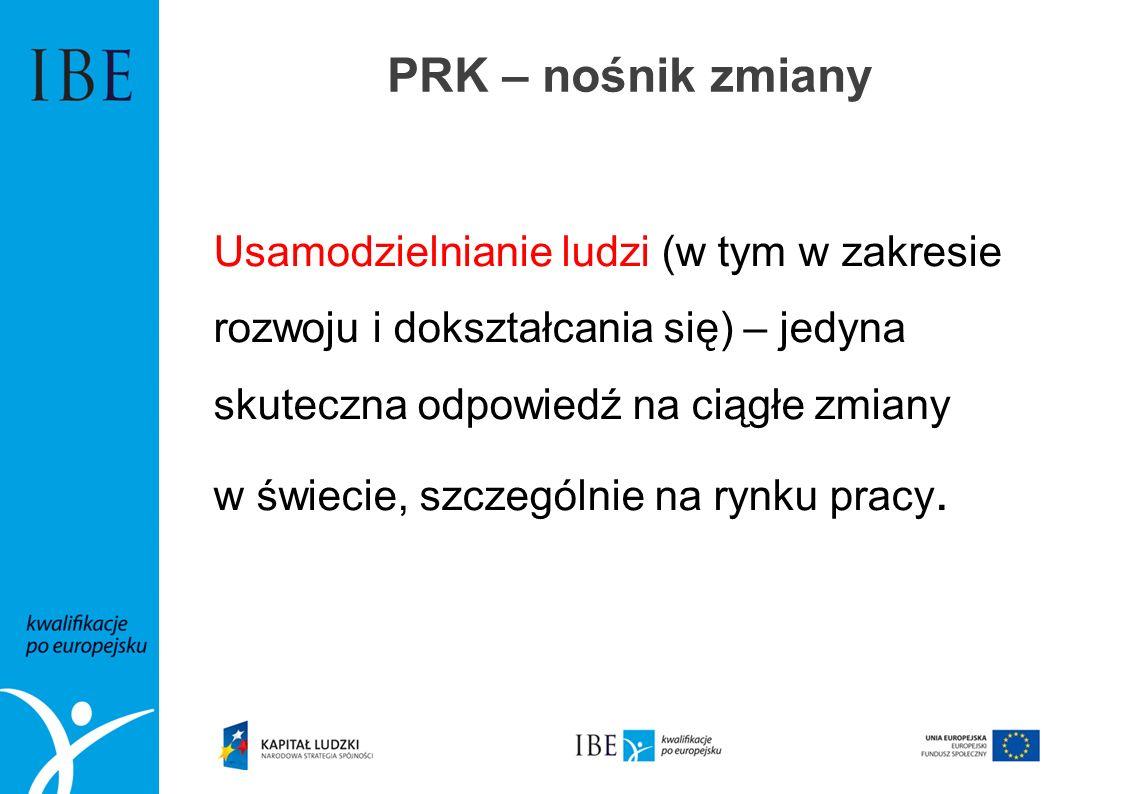PRK – nośnik zmiany