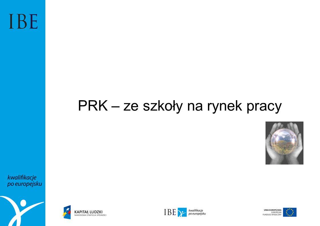 PRK – ze szkoły na rynek pracy