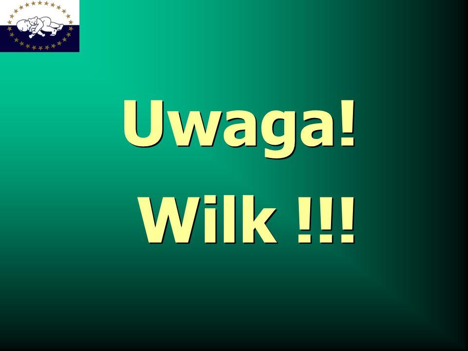 Uwaga! Wilk !!!