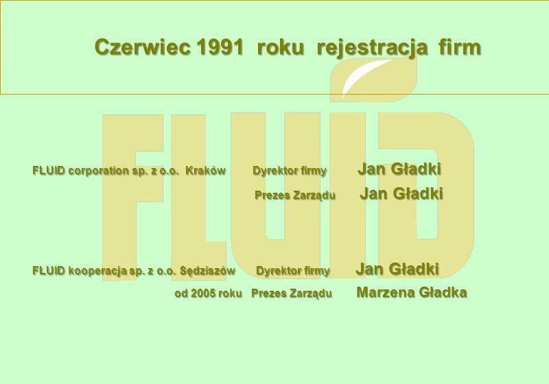 Czerwiec 1991 roku rejestracja firm