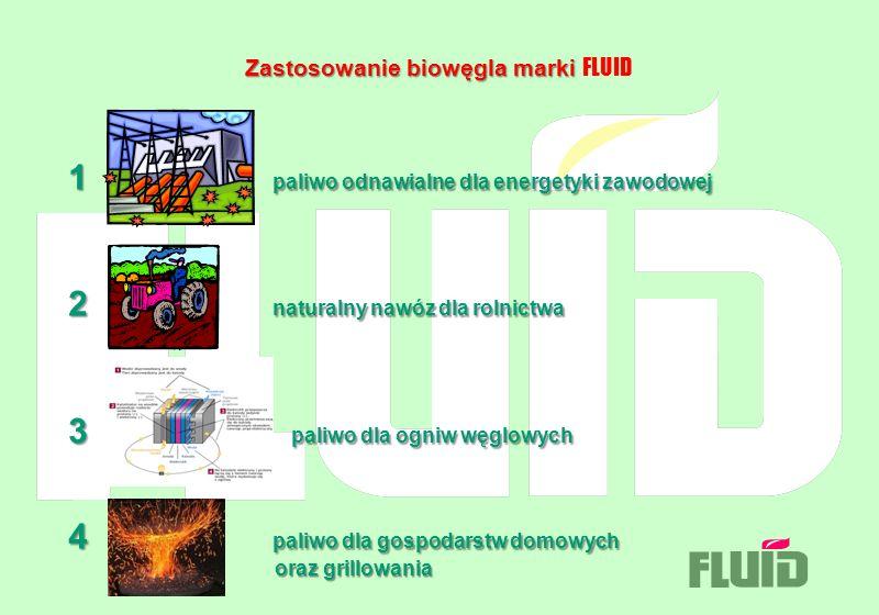 Zastosowanie biowęgla marki FLUID