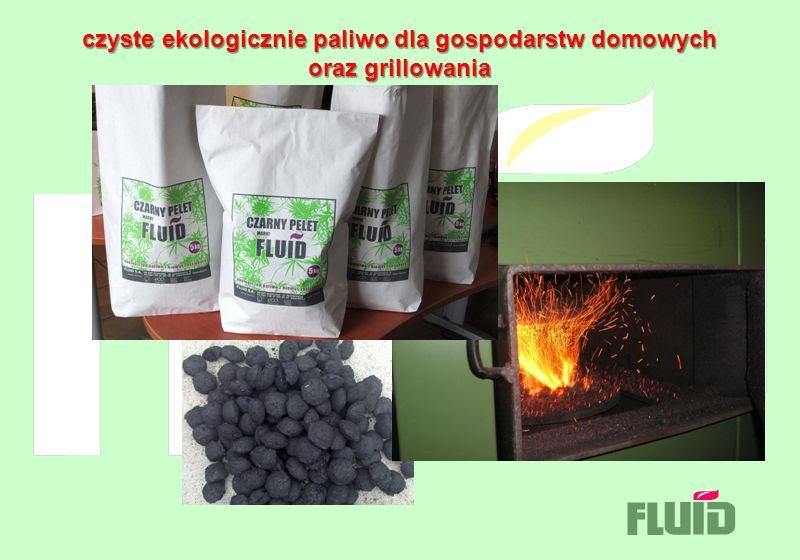 czyste ekologicznie paliwo dla gospodarstw domowych oraz grillowania