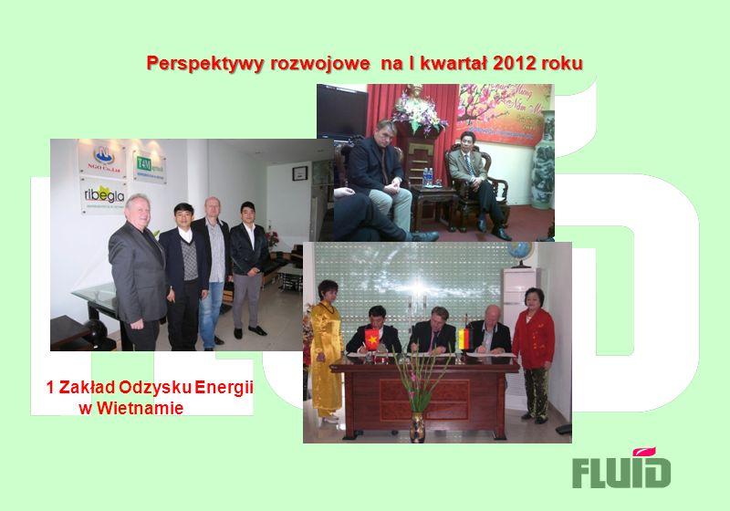 Perspektywy rozwojowe na I kwartał 2012 roku