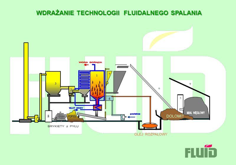 WDRAŻANIE TECHNOLOGII FLUIDALNEGO SPALANIA