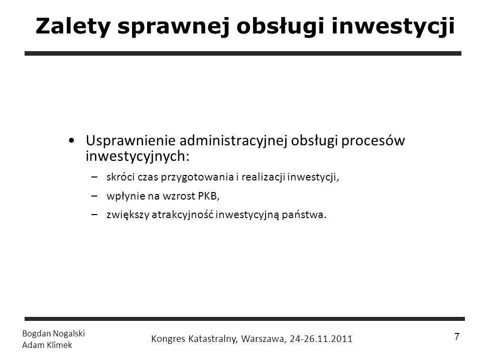 Zalety sprawnej obsługi inwestycji
