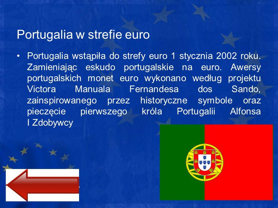 Portugalia w strefie euro