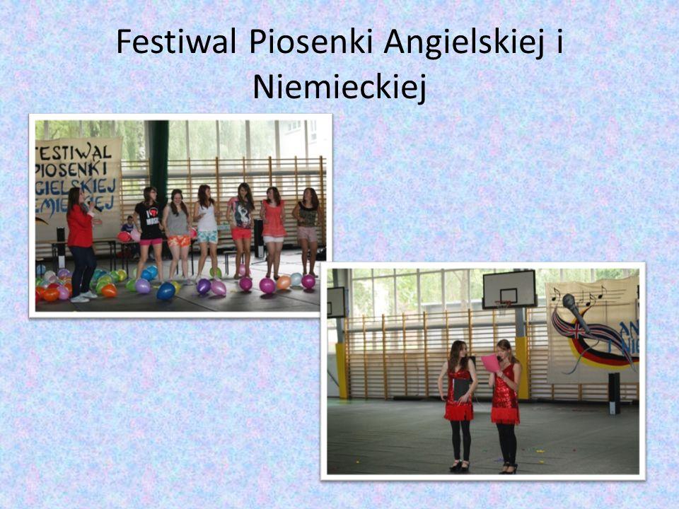 Festiwal Piosenki Angielskiej i Niemieckiej