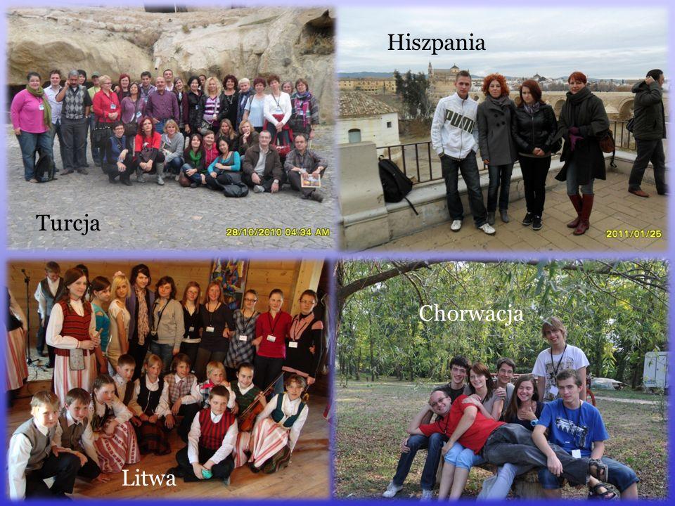 Hiszpania Turcja Chorwacja Litwa 31