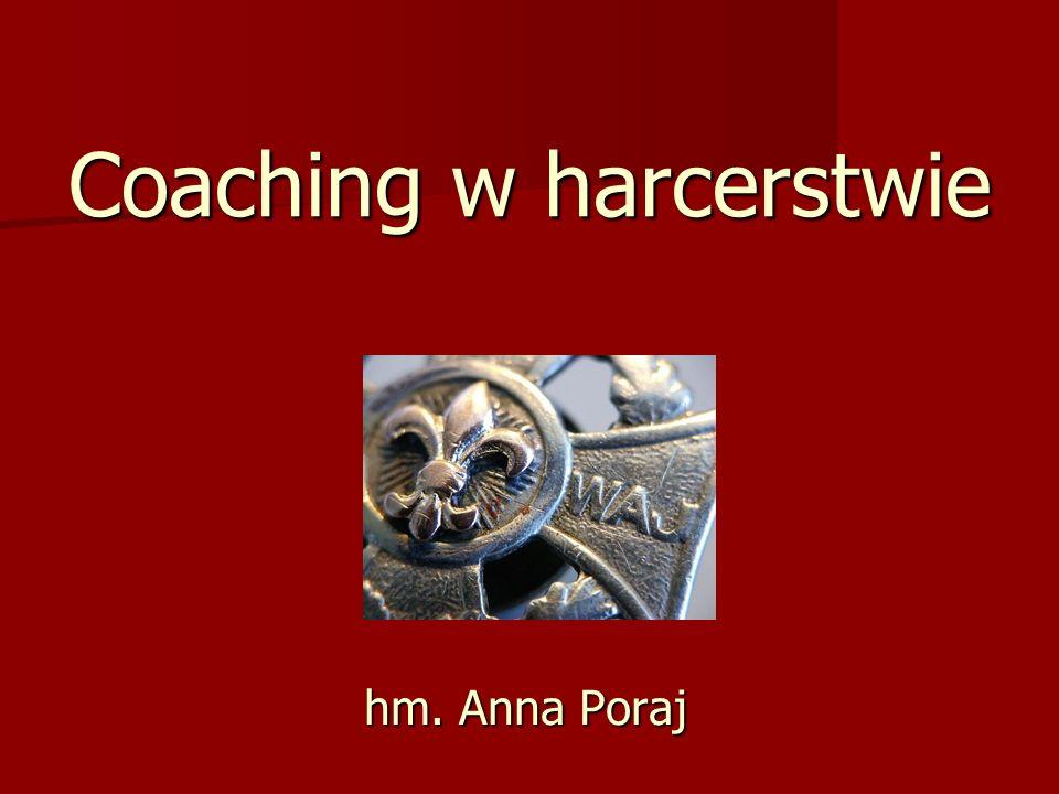 Coaching w harcerstwie