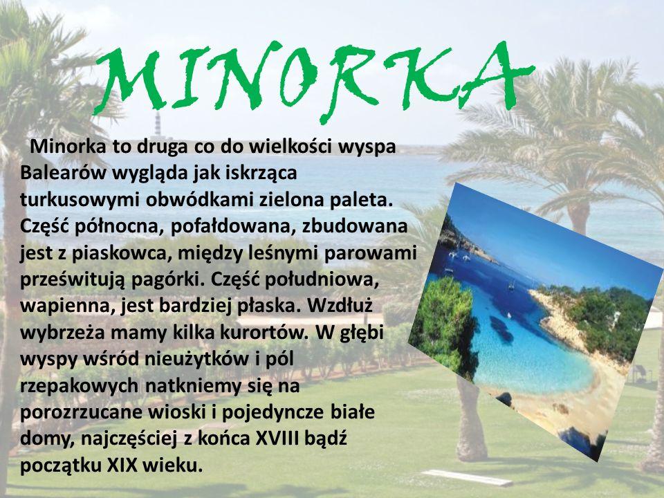 MINORKA