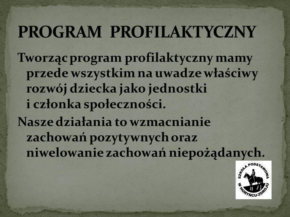 PROGRAM PROFILAKTYCZNY