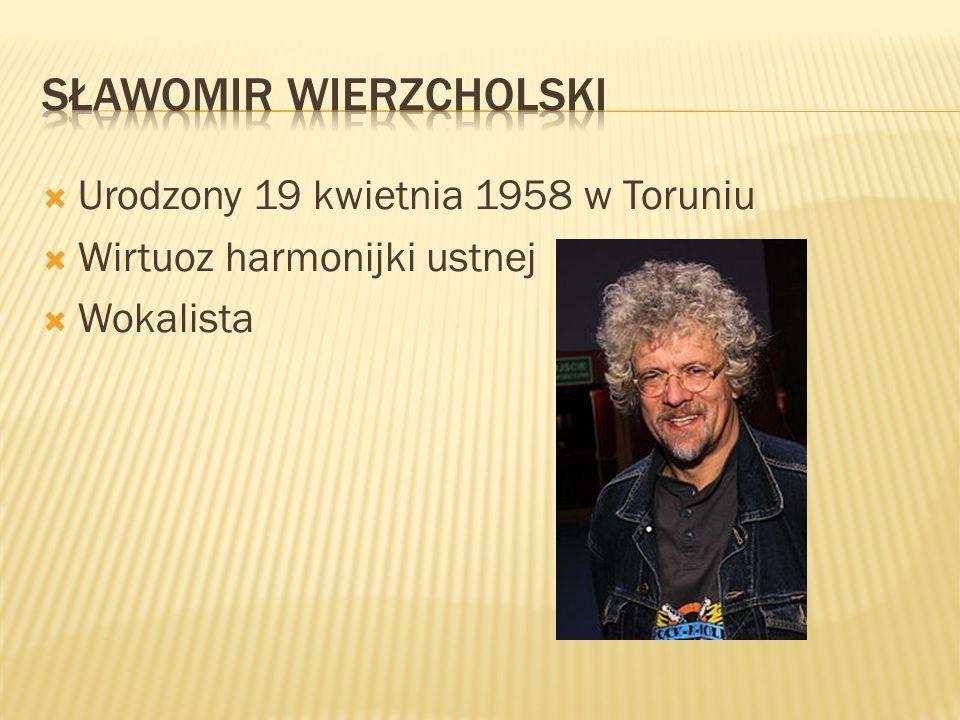 Sławomir wierzcholski