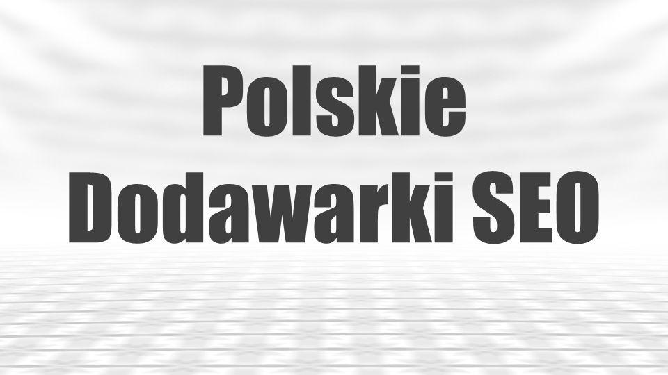 Polskie Dodawarki SEO