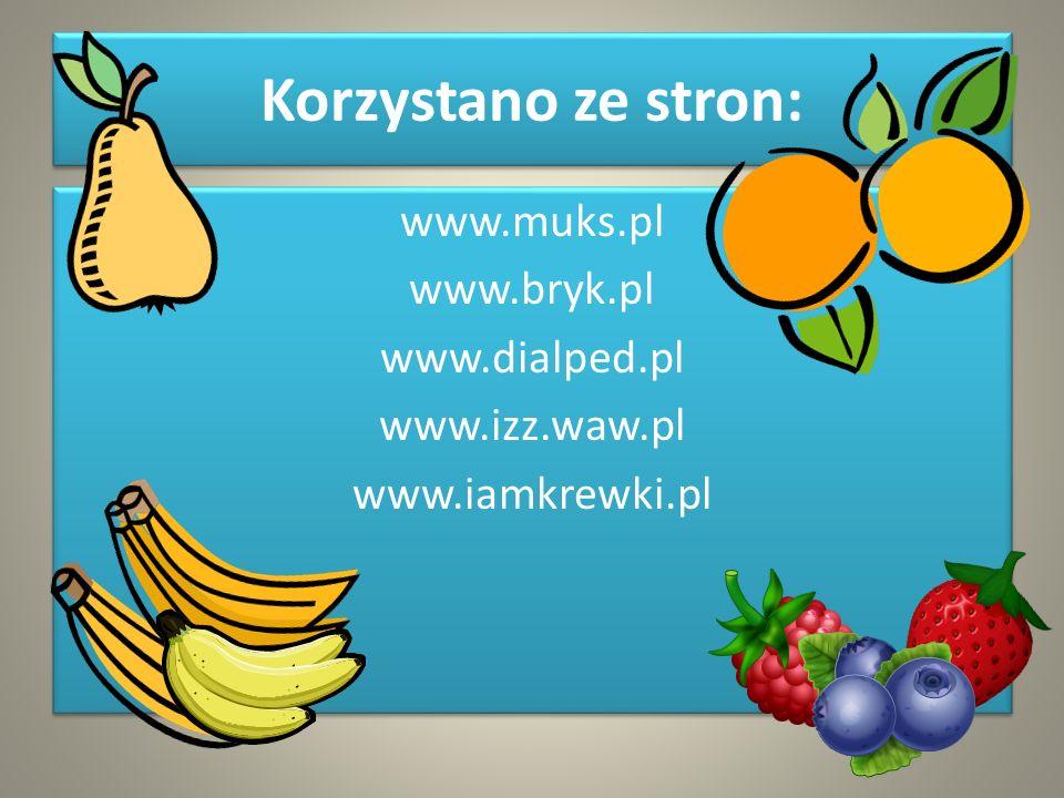 www.muks.pl www.bryk.pl www.dialped.pl www.izz.waw.pl www.iamkrewki.pl