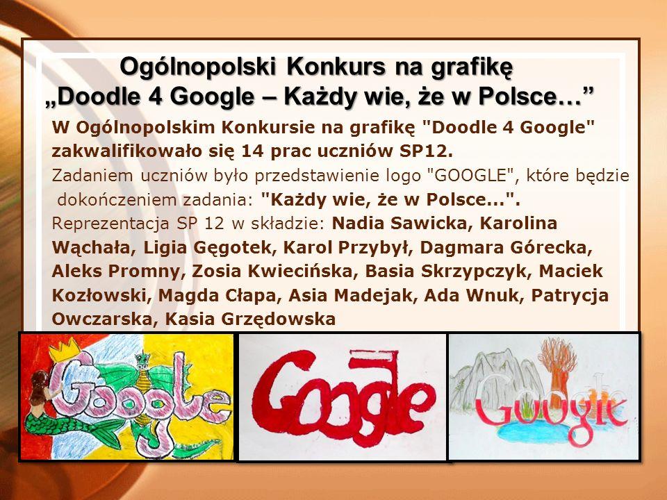 Ogólnopolski Konkurs na grafikę