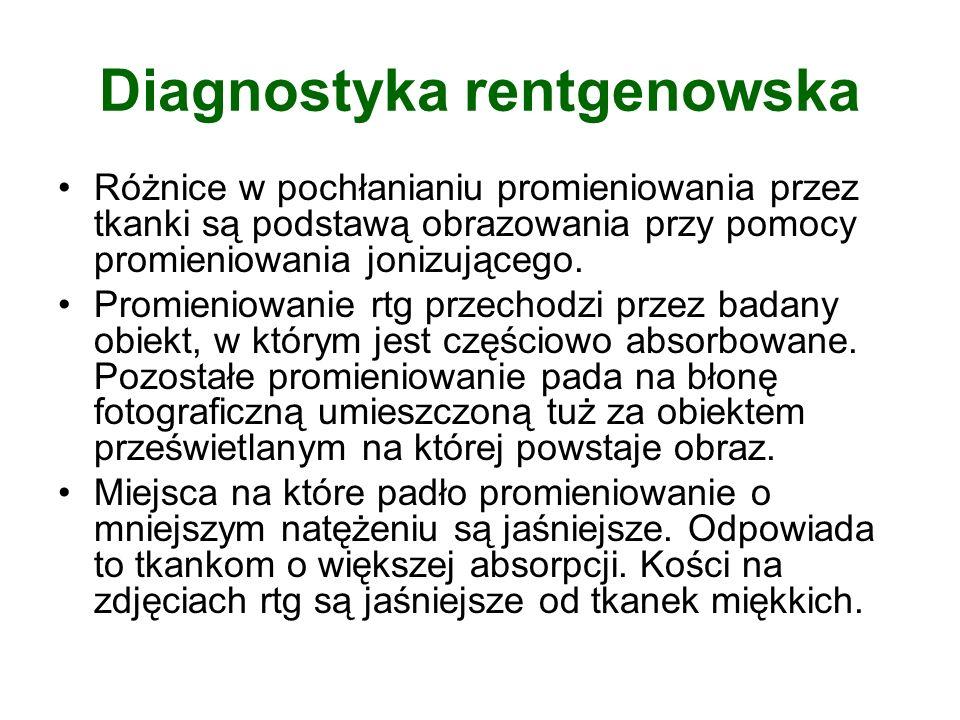Diagnostyka rentgenowska