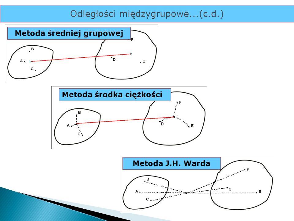 Metoda średniej grupowej