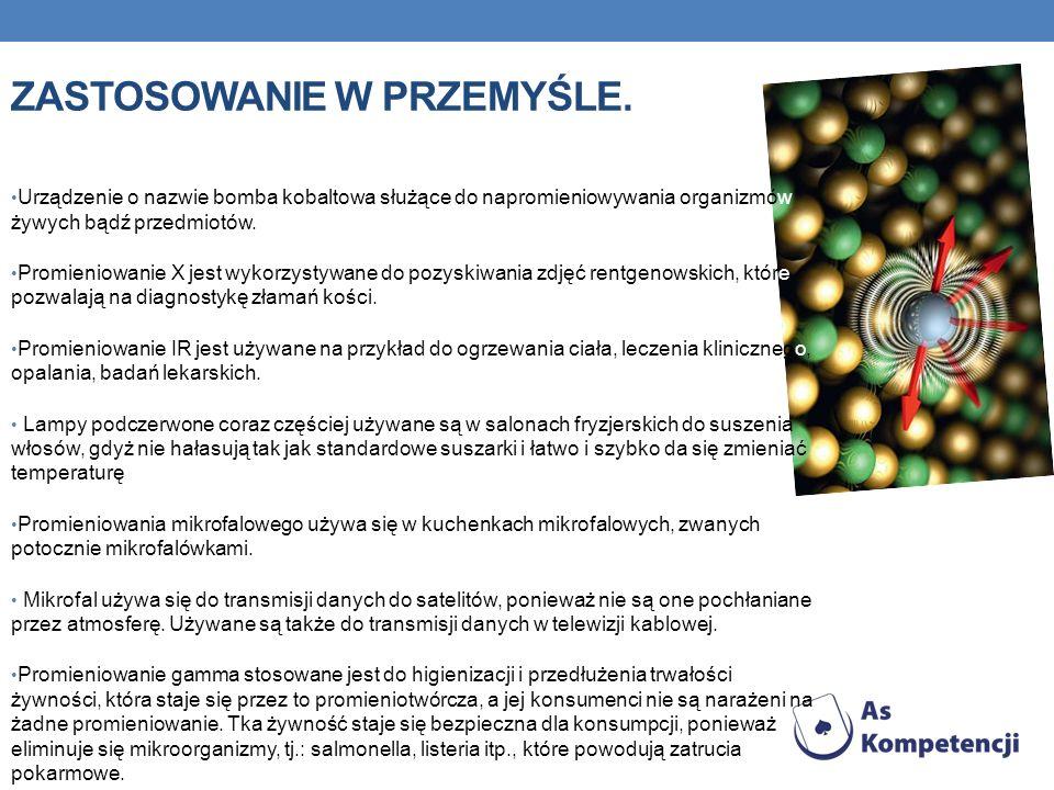 Zastosowanie w Przemyśle.