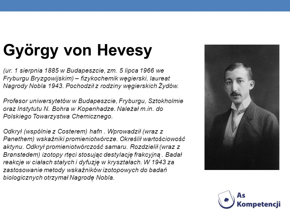 György von Hevesy