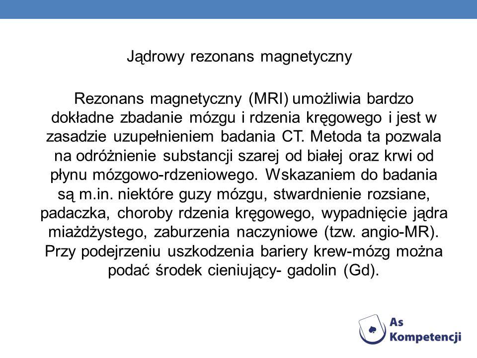 Jądrowy rezonans magnetyczny