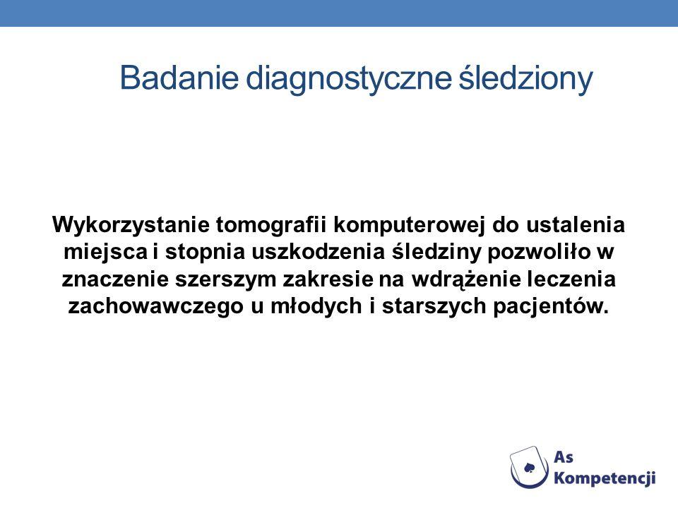 Badanie diagnostyczne śledziony