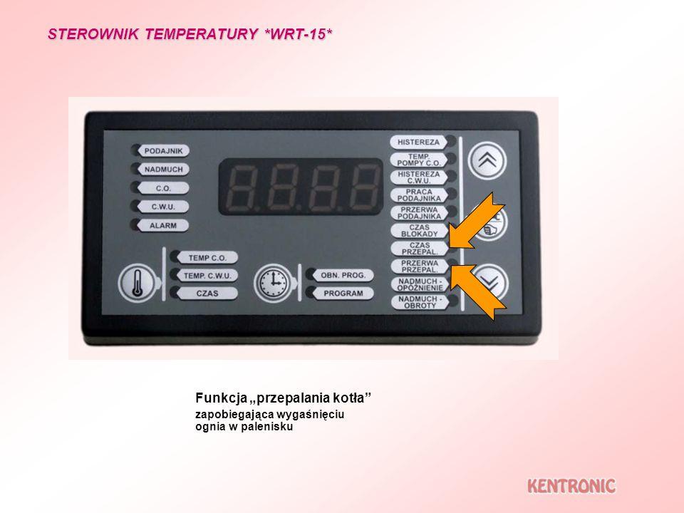 STEROWNIK TEMPERATURY *WRT-15*