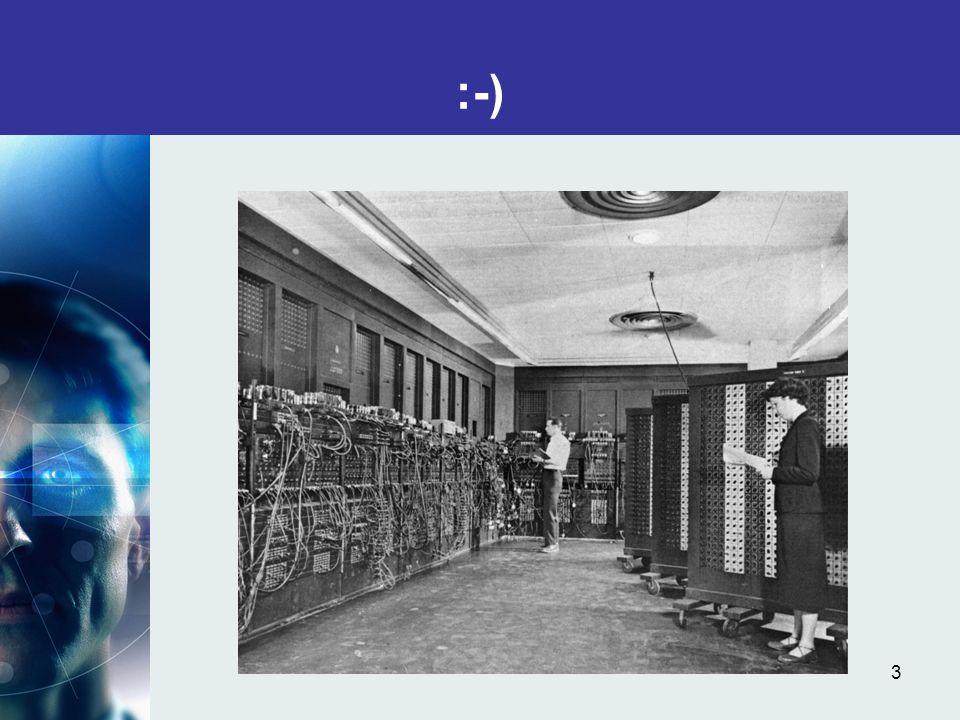 :-) EDVAC – pierwszy program dla projektu bombty wodorowej stworzony przez uczestników projektu Manhattan.