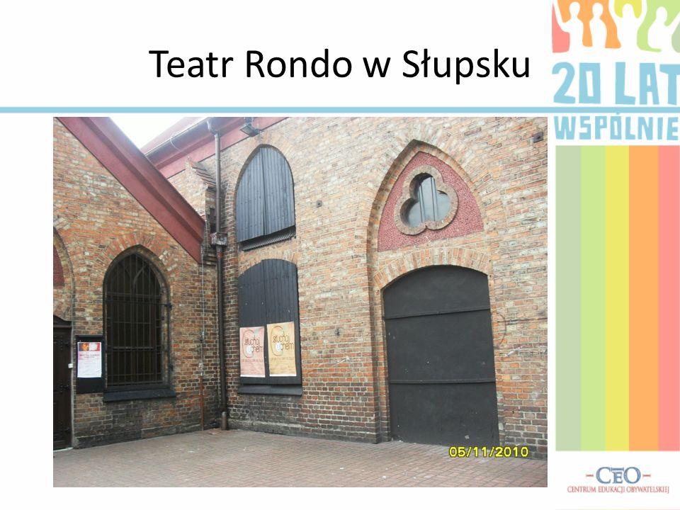 Teatr Rondo w Słupsku