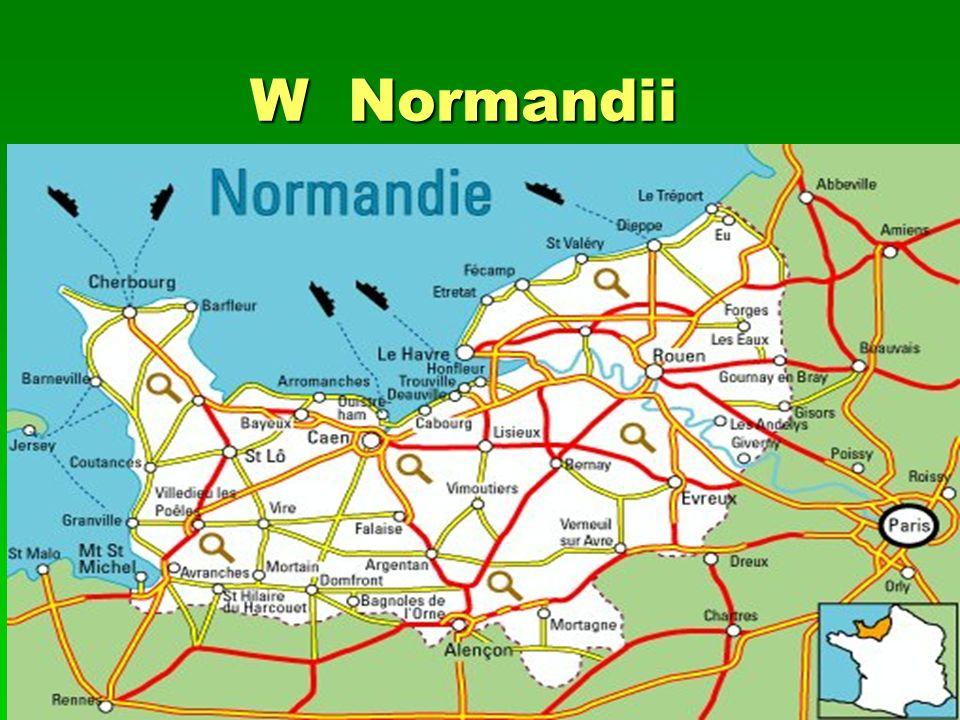 W Normandii