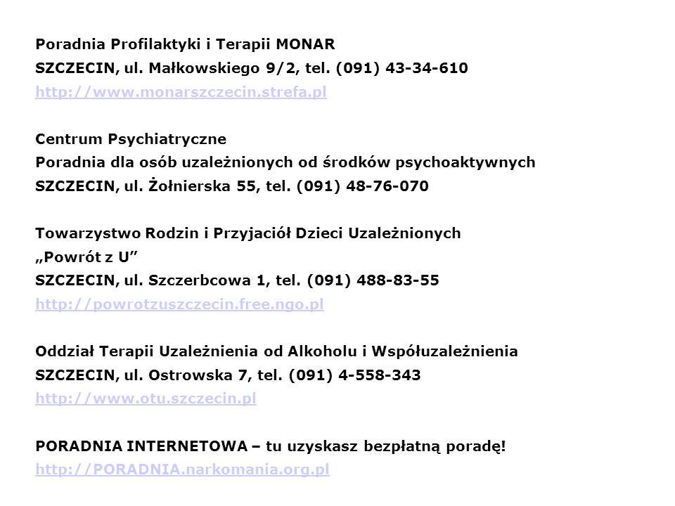 Poradnia Profilaktyki i Terapii MONAR
