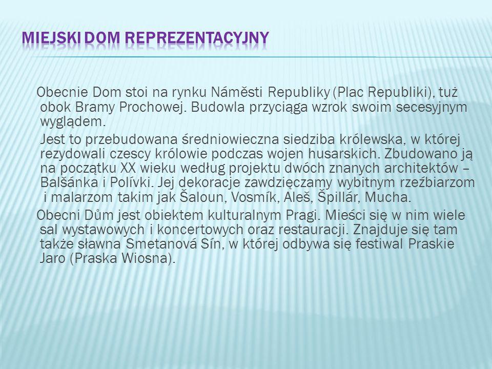 Miejski Dom Reprezentacyjny