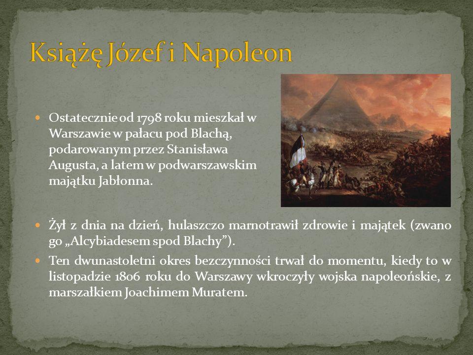 Książę Józef i Napoleon