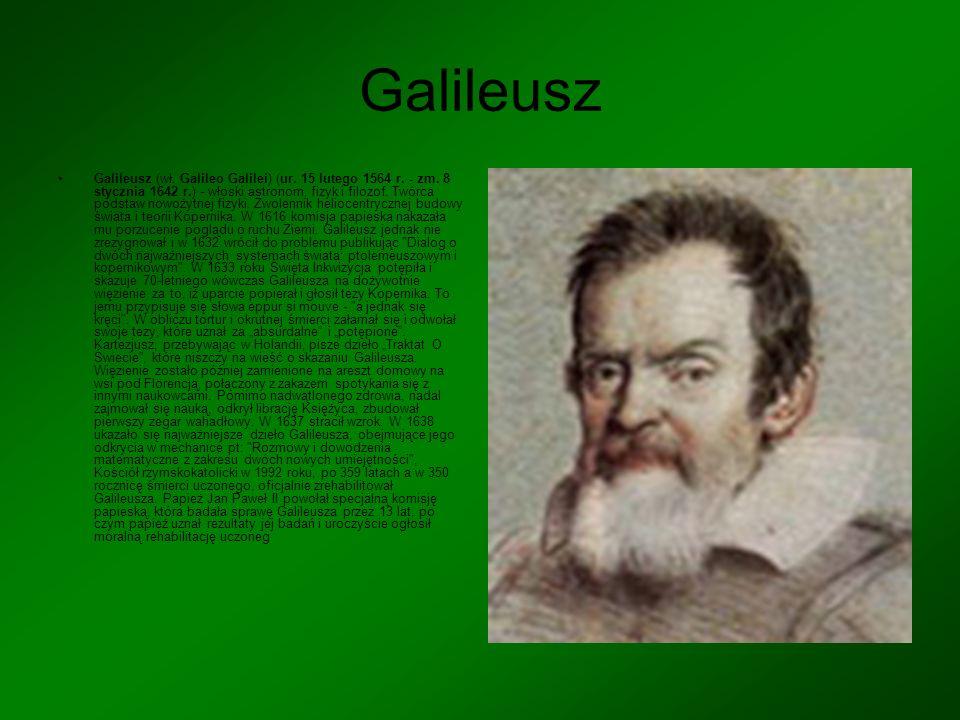 Galileusz