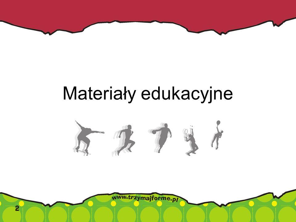 Materiały edukacyjne