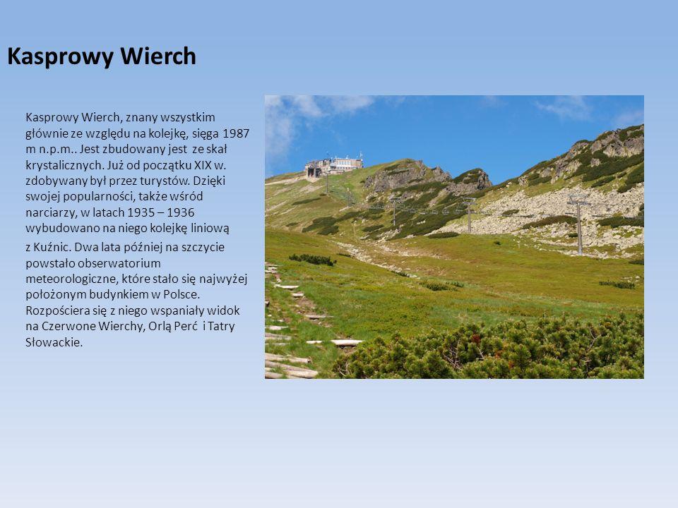 Kasprowy Wierch