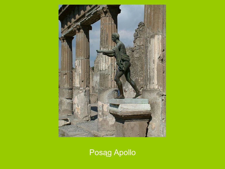 Posąg Apollo