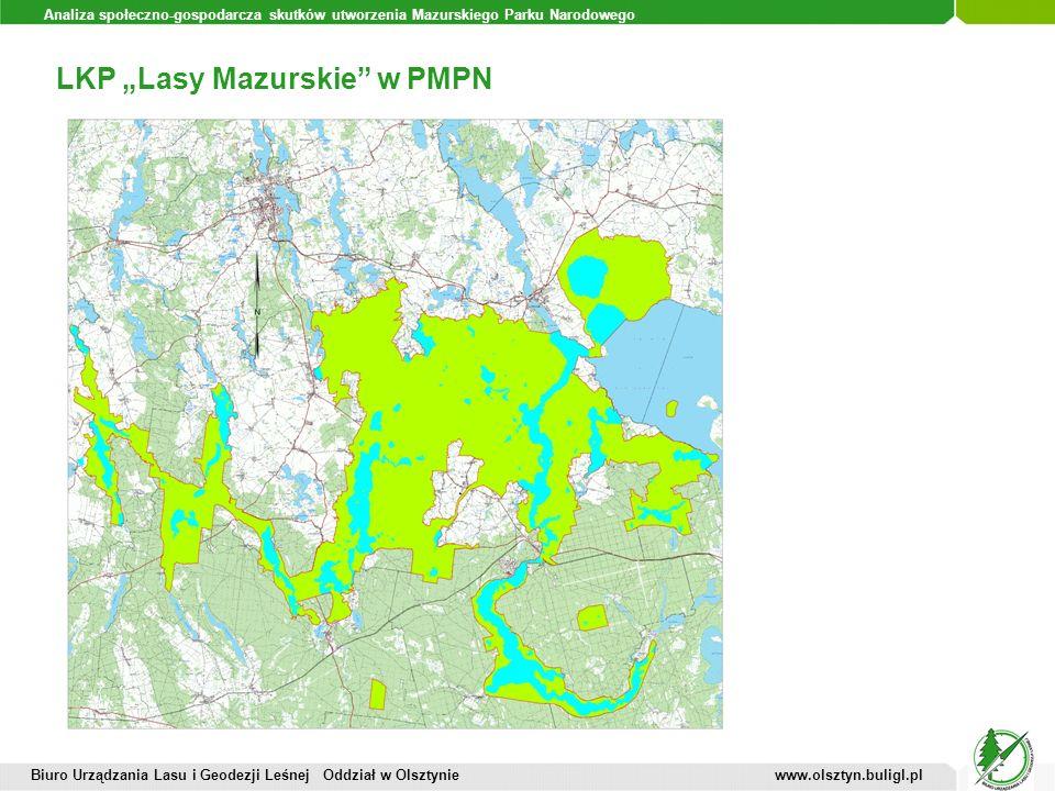 "LKP ""Lasy Mazurskie w PMPN"