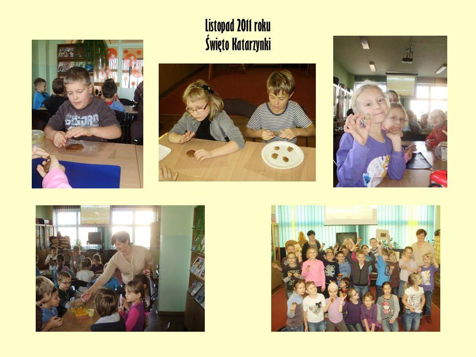 Listopad 2011 roku Święto Katarzynki