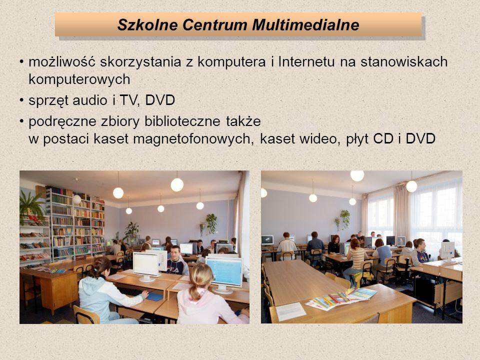 Szkolne Centrum Multimedialne