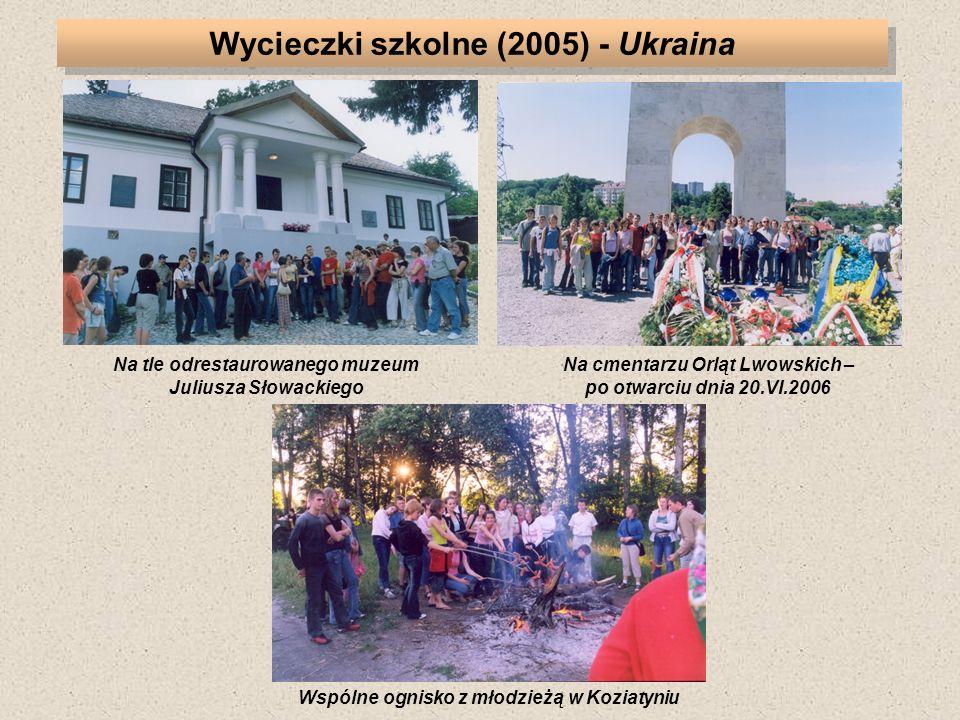 Wycieczki szkolne (2005) - Ukraina