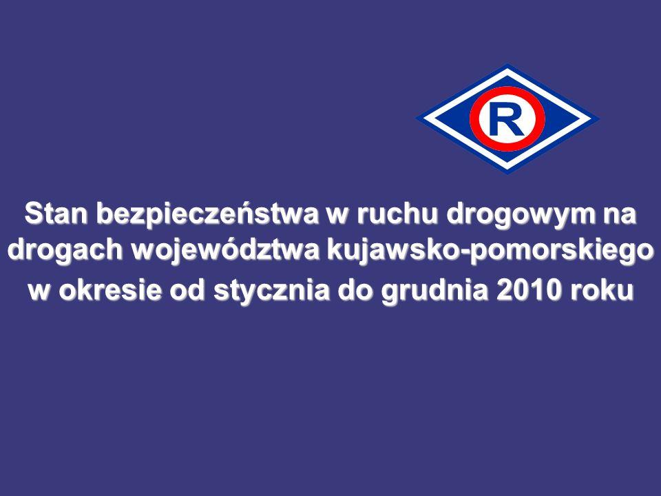 w okresie od stycznia do grudnia 2010 roku