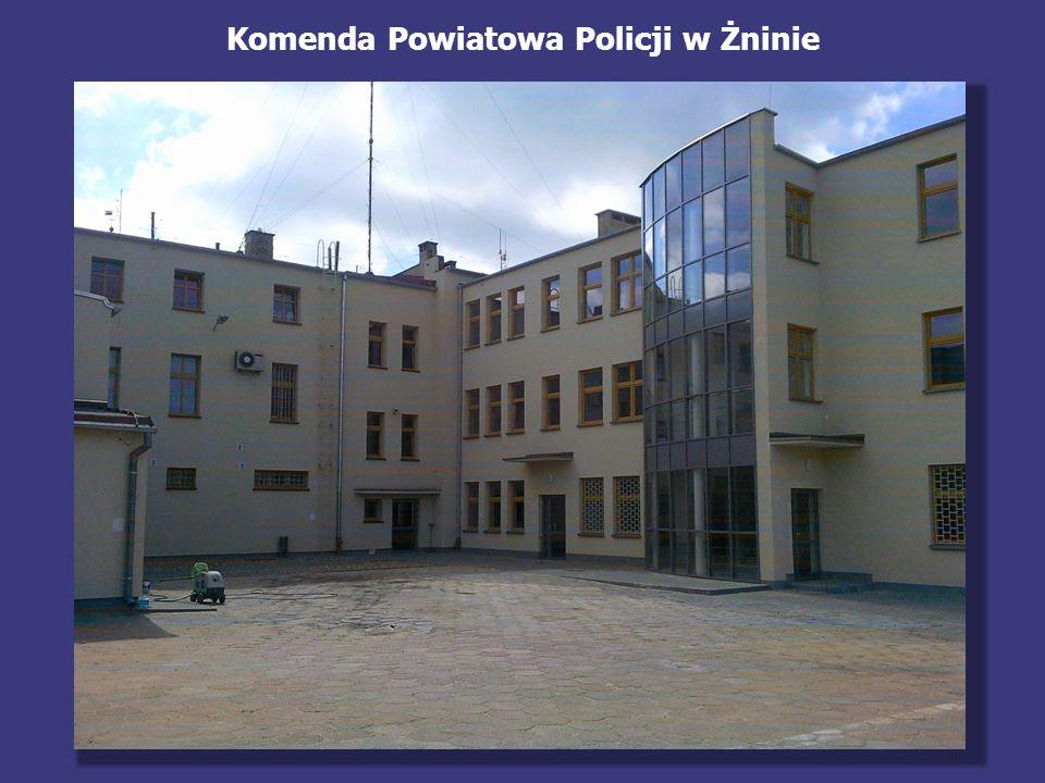 Komenda Powiatowa Policji w Żninie