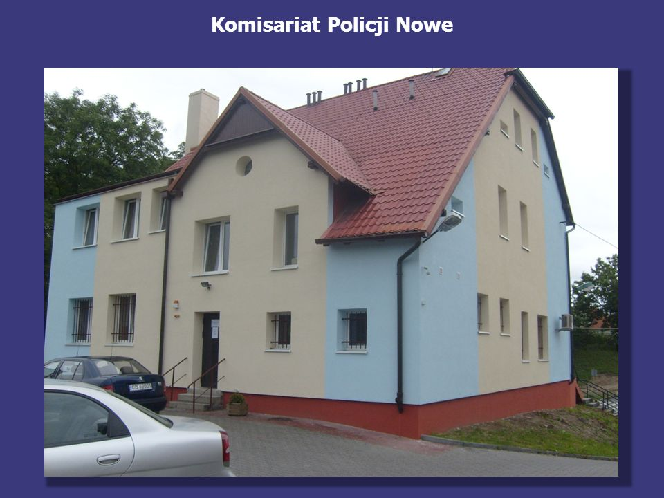 Komisariat Policji Nowe
