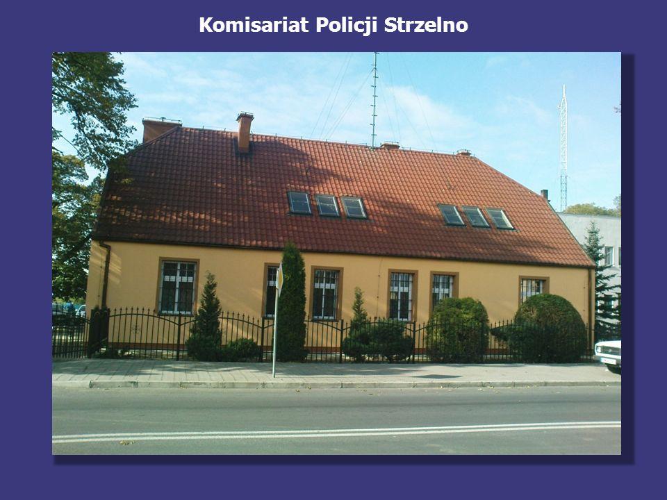 Komisariat Policji Strzelno