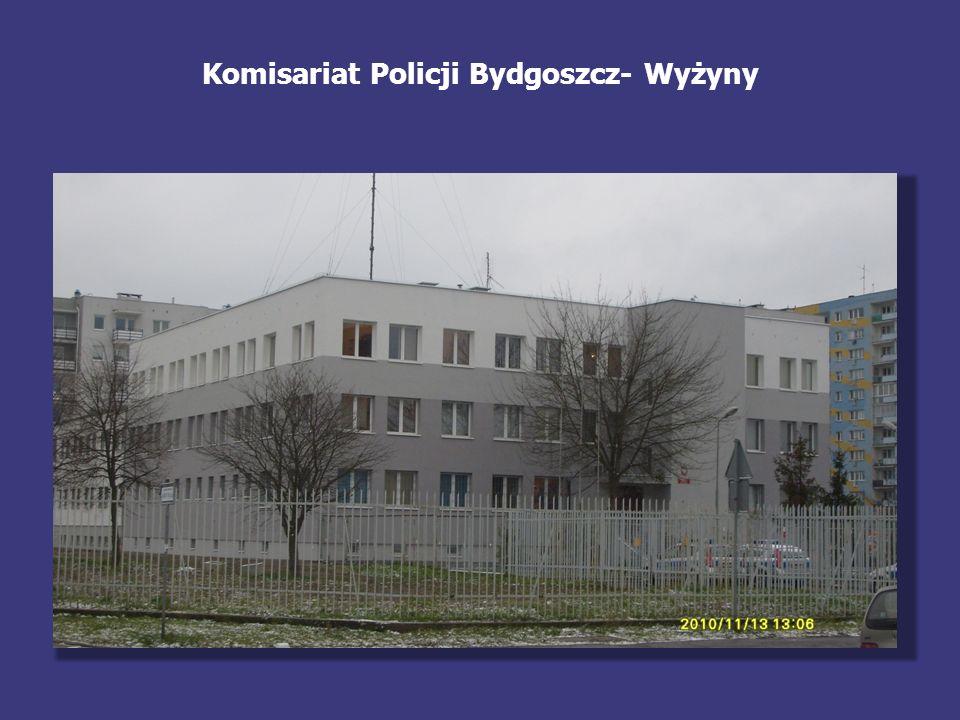 Komisariat Policji Bydgoszcz- Wyżyny