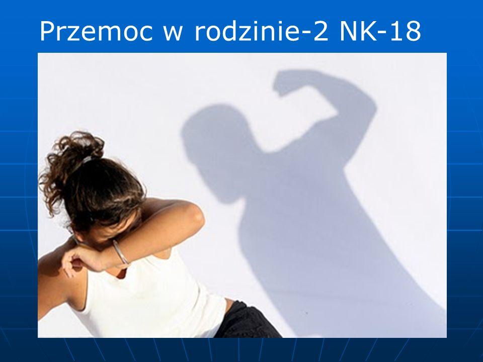 Przemoc w rodzinie-2 NK-18