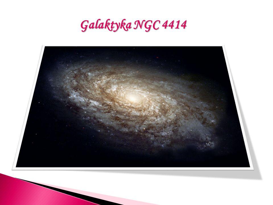 Galaktyka NGC 4414